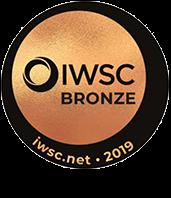 IWSC 2019 Medals
