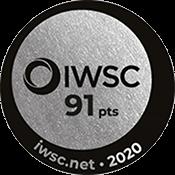 IWSC 2020 Silver